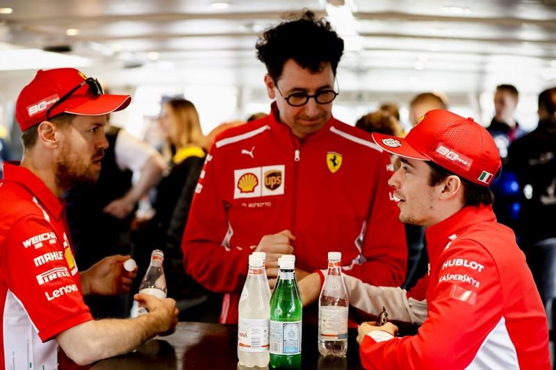 """Binotto: Ferrari-Crash eine """"Chance"""" im Hinblick auf 2020"""