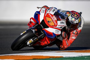 Ducati: Miller setzt Testarbeit für verletzten Petrucci fort