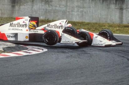 Top 10: Historische Kollisionen unter Teamkollegen in der Formel 1