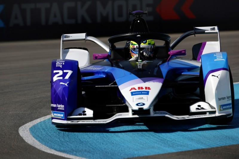Qualifying Formel E Riad 2019: Mercedes nur von Sims geschlagen