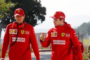 "Ferrari-Präsident: Vettel-Leclerc-Kollision hat mich ""wütend"" gemacht"