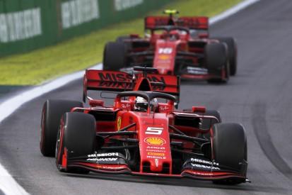 Horner über Ferrari-Crash: Verlierer ist immer das Team