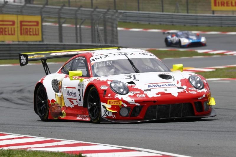 9h Kyalami 2019: Pole nach Abflug für Frikadelli-Porsche