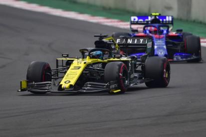 Renault im Visier: Toro Rosso will noch in die Top 5 der WM