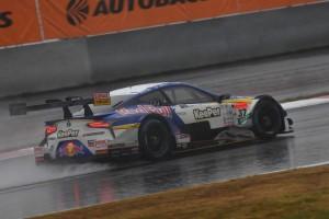 Dream-Race Qualifying 1: Super-GT-Pilot Cassidy gewinnt Pole-Duell gegen Duval