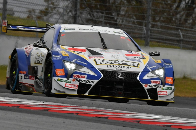 Dream-Race Fuji 1: Cassidy-Sieg, Treluyer rettet DTM-Ehre