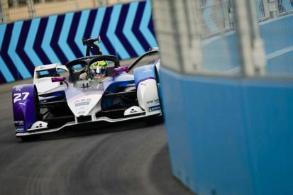 Formel E Riad 2019: Sims mit dritter Pole in Folge