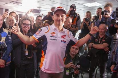 MotoGP-Rücktritt von Jorge Lorenzo: Teammanager preisen seine Erfolge
