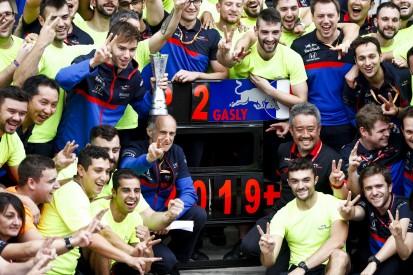 """Toro-Rosso-Teamchef nach Brasilien: """"Schlafe jetzt besser!"""""""