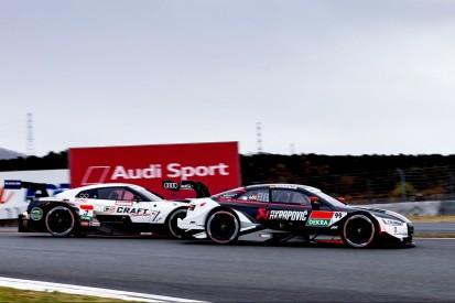"""DTM """"über eine Sekunde zu langsam"""": Audi fordert BoP"""
