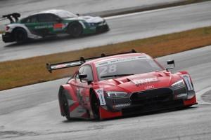 Dream-Race Qualifying 2: Duval staubt Pole ab