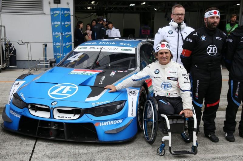 """Zanardi kämpft sich in Fuji zurück: """"Konnte richtig racen"""""""