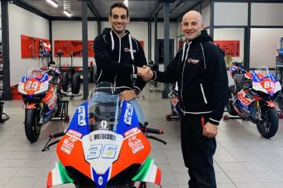 Neues Ducati-Team: Fünfte Panigale V4R bereichert die WSBK 2020