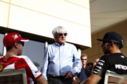 Bernie Ecclestone: Hamilton-Wechsel zu Ferrari wäre ein Fehler