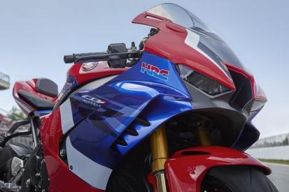 Honda: Geheimer Test mit der neuen Fireblade hinter verschlossenen Toren