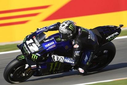MotoGP-Test Jerez: Vinales Schnellster, Marquez mit Sturz, Rossi weit zurück