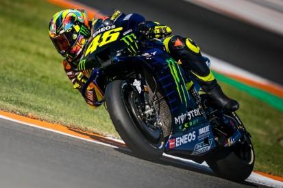 Vinales deutet das Potenzial der 2020er-Yamaha an, Rossi noch nicht überzeugt