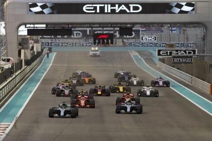 TV-Übertragung F1 Abu Dhabi: Übersicht, Zeitplan & Live-Streams