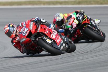 Aleix Espargaro: Andrea Doviziosos Arbeit bei Ducati soll Vorbild für Aprilia sein