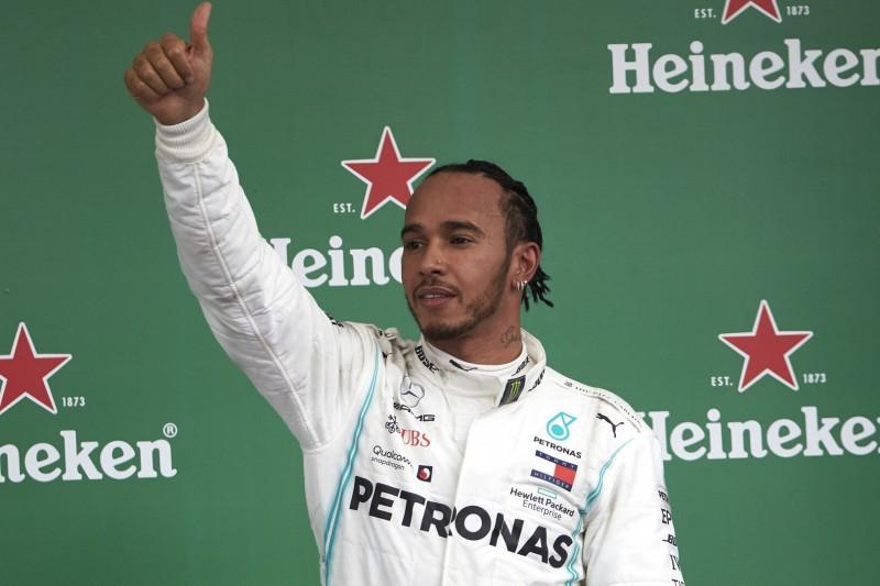 Hamilton: Jagd nach Rekorden darf nicht das Leben bestimmen