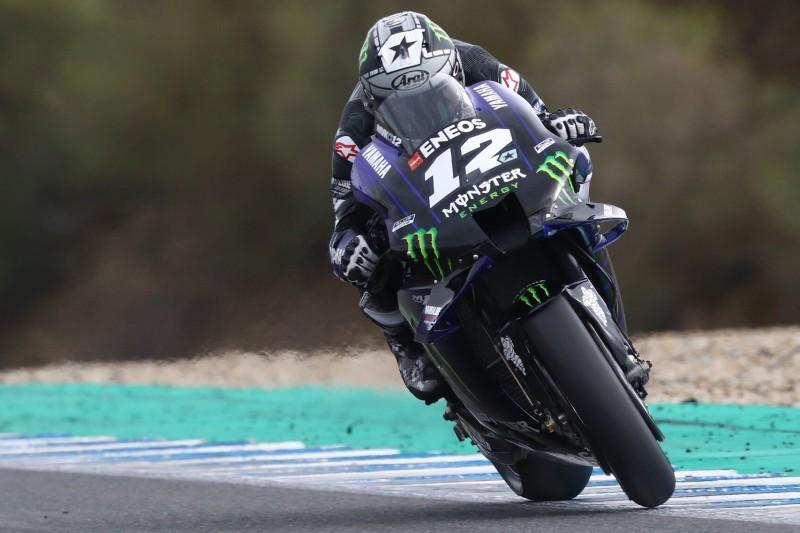 """In Jerez fehlen 10 km/h"": Topspeed-Defizit beunruhigt Yamaha-Fahrer"