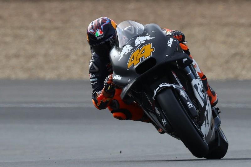 Pol Espargaro beim Jerez-Test in den Top 10, KTM-Rookies tun sich schwer