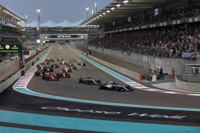 Formel-1-Wetter Abu Dhabi: Regen beim Saisonfinale in der Wüste?