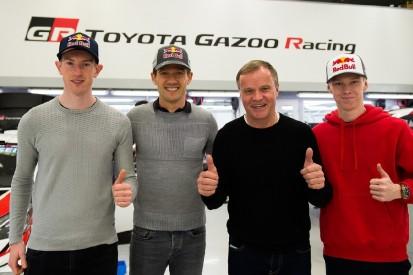 Ogier, Evans, Rovanperä: Toyota bestätigt Aufgebot für die WRC 2020
