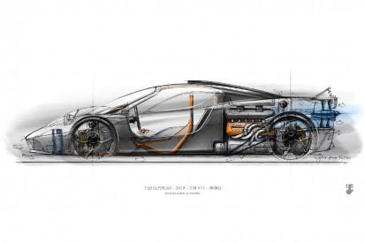 Gordon Murray erwägt WEC-Einstieg mit T.50 Supercar