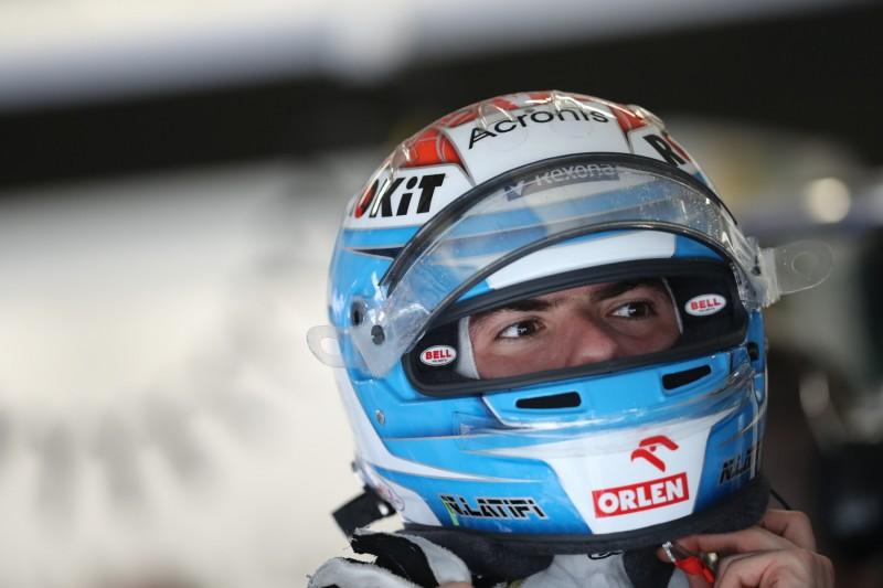 Nicholas Latifi unterschreibt Vertrag als Williams-Fahrer 2020