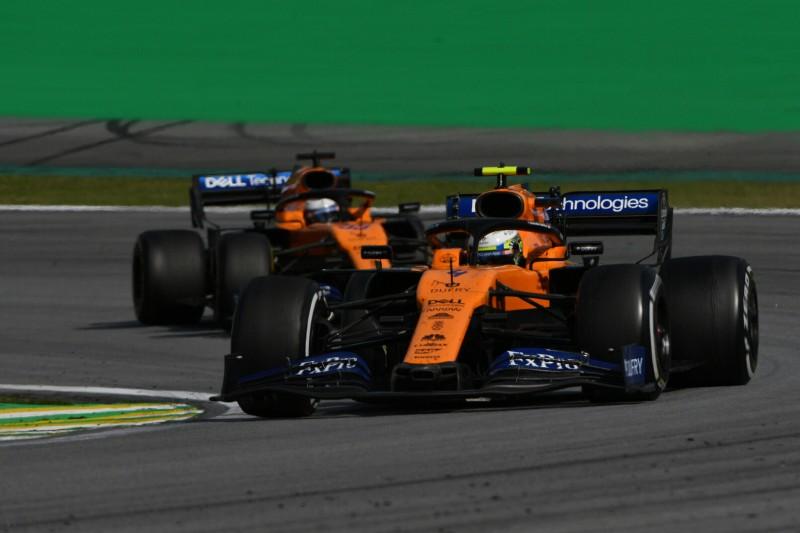 Carlos Sainz: Mit bestimmten Kurven kommt der McLaren nicht klar
