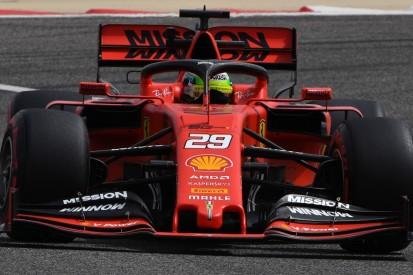 Mick Schumacher: 2020 wohl keine Tests im aktuellen Formel-1-Ferrari