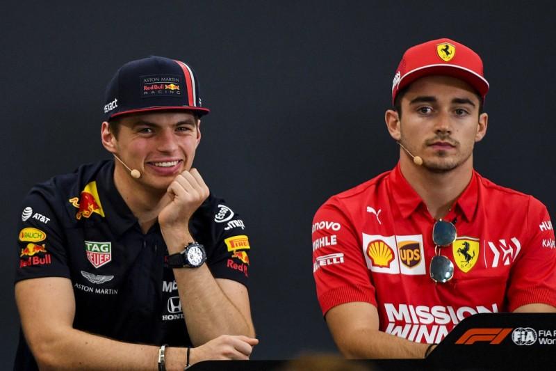 Frage über 1:07 Minuten: Leclerc verliert bei Kultjournalist komplett den Faden