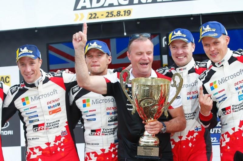 Wie Jari-Matti Latvala als VW-Fahrer für Toyotas WRC-Comeback sorgte