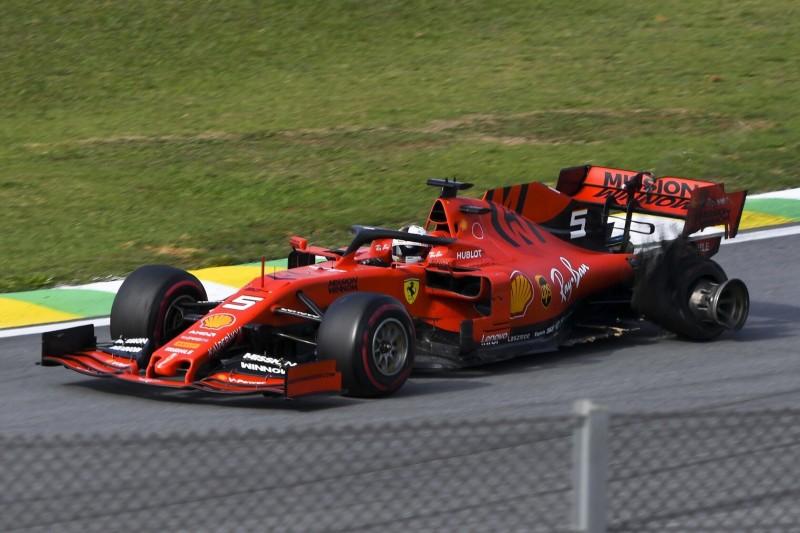 Brasilien-Kollision: Ferrari wird keine Details preisgeben