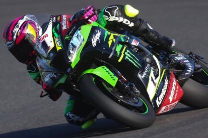 Ana Carrasco testet Kawasaki-Superbike von Weltmeister Jonathan Rea