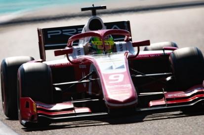 Formel 2 Abu Dhabi 2019: Platz zehn für Mick Schumacher im Qualifying