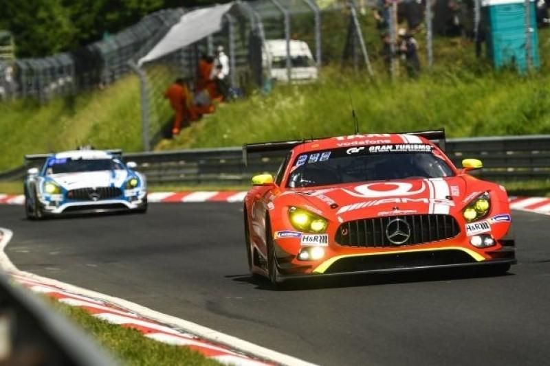 2020 erstmals Herstellerwertung für Top-Klassen beim 24h Nürburgring