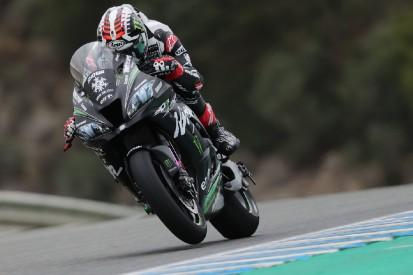 WSBK-Test in Jerez: Jonathan Rea dominiert intensiven Zweitagestest