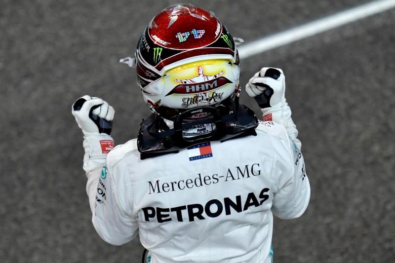 """Hamilton beendet Pole-Krise: """"Noch nicht mal zur Hälfte am Ziel"""""""