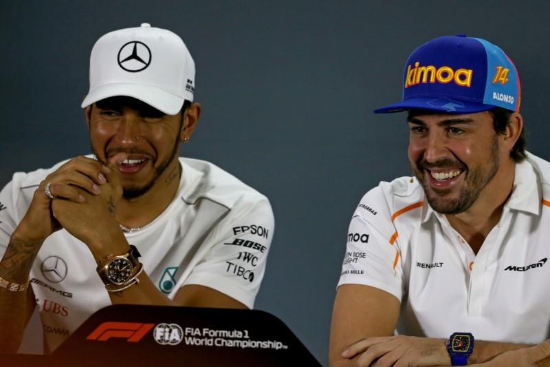 """""""Ich wäre nicht der Älteste!"""": Hamilton würde Alonso-Comeback 2021 begrüßen"""