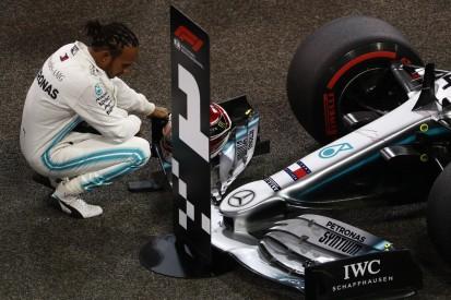 """Lewis Hamilton: War wegen Pole-Durststrecke """"nicht besorgt"""""""