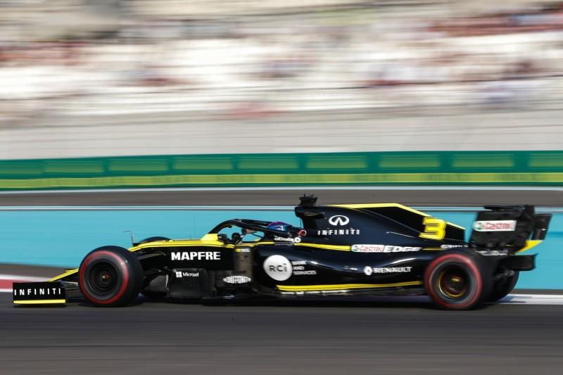 Mittelfeld in 24 Stunden überholt: Ricciardo stolz auf Turnaround