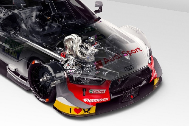 Audi: Wollten DTM mit Einheitsmotor versorgen
