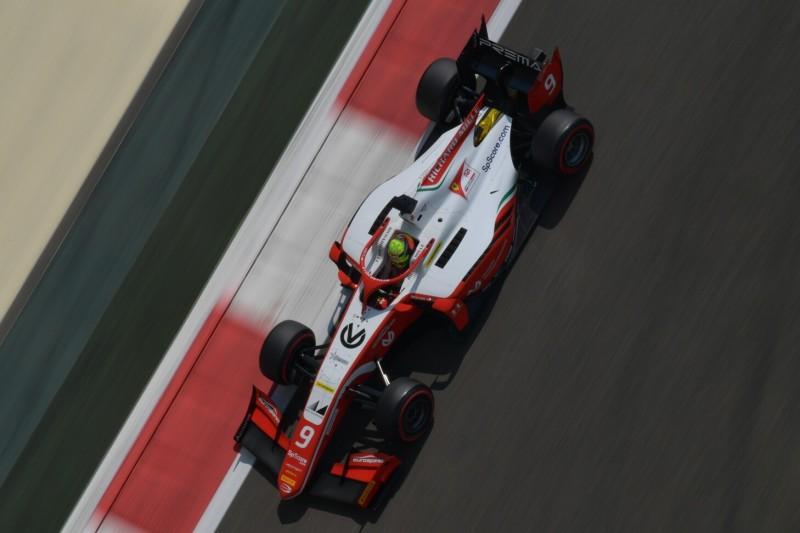 Formel 2 Abu Dhabi 2019: Schumacher verpasst bei Ghiotto-Sieg Punkte