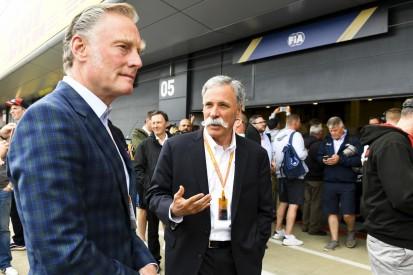 Zukunft von Formel-1-Boss ungewiss: Gespräche in der Winterpause