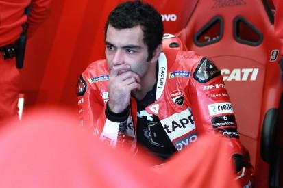 Mugello-Sieg, dann nichts mehr: Wie Petrucci seinen Rückfall erklärt