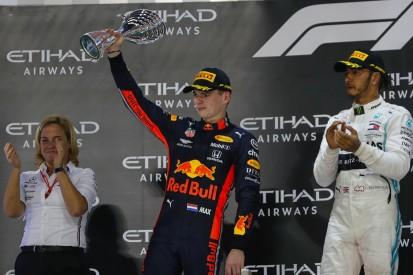 Max Verstappen: Auch ohne Probleme wäre Hamilton nicht angreifbar gewesen