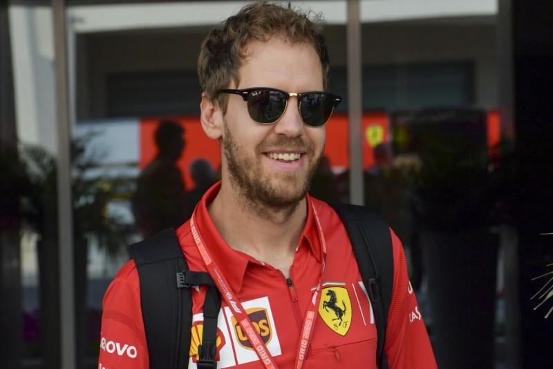 """""""Das ist wie Kreisliga hier"""": Vettel spottet über defektes DRS-System"""