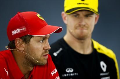 """Vettel bedauert Hülkenberg-Aus: """"Kasse"""" statt """"Klasse"""" entscheidend"""